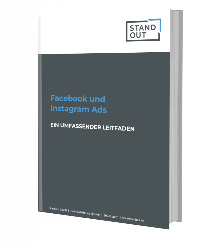 Facebook und Instagram Ads Ebook
